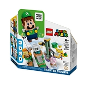 71387【LEGO 樂高積木】Mario 超級瑪利系列 - 路易吉冒險主機