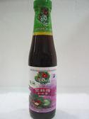 金椿茶油工坊~茶油紫蘇梅和風醬240毫升/罐