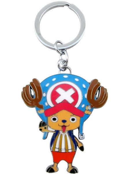 【卡漫城】喬巴 Tony 鑰匙圈 ㊣版 Chopper One Piece 海賊王 航海王 吊飾 金屬