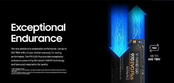 [免運] SAMSUNG【970 EVO PLUS】500GB 500G SSD [MZ-V7S500BW] M.2 PCIe 3.0 NVMe 固態硬碟