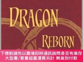 二手書博民逛書店Wheel罕見of Time #3:The Dragon Reborn 英文原版 英文小說 科幻小說 時光之輪第3