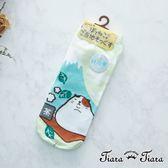 【Tiara Tiara】貓咪制霸日本47都道府縣隱形襪(靜岡縣)