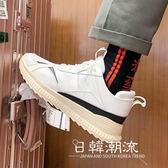 運動鞋  青年低幫春季新款運動鞋男時尚潮流男鞋