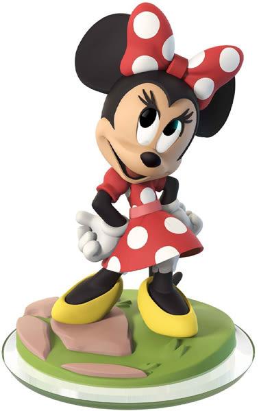 迪士尼無限世界 3.0 米妮