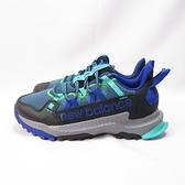 New Balance 戶外慢跑鞋 公司正品 MTSHALB 男款 藍綠 2E楦【iSport愛運動】