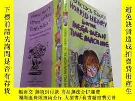 二手書博民逛書店horrid罕見henry and the mega mean time machine:可怕的亨利和超級機器