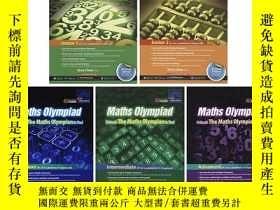 二手書博民逛書店SAP罕見Maths Olympiad 新加坡奧數指定用書 小學