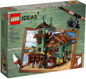 【LEGO樂高】IDEAS Old Fishing Store 老漁屋 21310