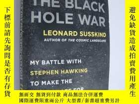 二手書博民逛書店The罕見Black Hole War:my battle wi