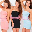 平口長版3D美體衣*輕機能塑身衣*可當長版襯裙背心-魔法e裳-D020