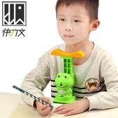 兒童視力保護防架小學生姿勢坐姿提醒寫字糾正儀架寫作業書寫小孩低頭多功能學生【免運85折】