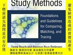 二手書博民逛書店Causal罕見Case Study Methods-因果案例研究方法Y436638 Derek Beach;