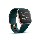 Fitbit Versa 2 一卡通智慧運動手錶 翡翠綠