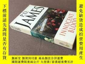 二手書博民逛書店Innocent罕見Blood   無辜的血 (英語)Y278316 P. D. James