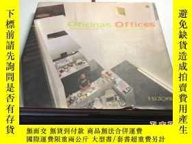 二手書博民逛書店offices罕見designer & design 辦公室設計