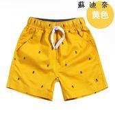 中大男童短褲夏裝兒童五分褲小男孩褲子