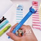 正版 韓國大創 迪士尼 星際寶貝 史迪奇 雙色筆 圓珠筆 原子筆 黑筆紅筆 0.5mm COCOS PP170