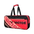 VICTOR 6支裝矩形包(羽拍袋 羽毛球 裝備袋 肩背包 手提袋 羽球 勝利≡體院≡ BR6615DC