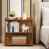 書架 書架簡易學生書架桌上置物架組合現代簡約創意兒童小架子LB3685【Rose中大尺碼】