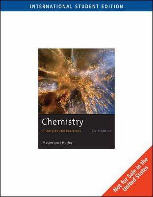 (二手原文書)Chemistry : Principles and Reactions