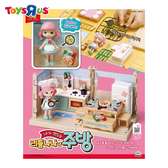 玩具反斗城 MIMI WORLD 夢想小屋系列-NANA的美味廚房