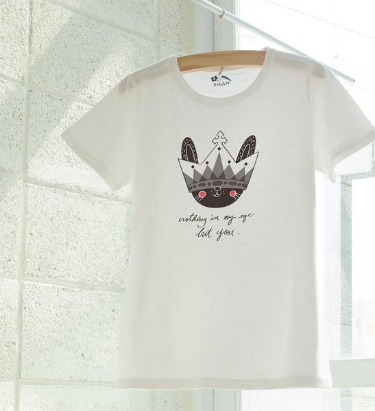 【七夕情人節禮物】【幸福森林】情侶裝 - 戀愛是場華麗的鬼遮眼┇棉質圓領短袖 個性插畫T恤