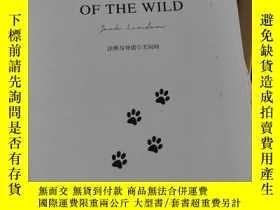 二手書博民逛書店THE罕見CALL OF THE WILDY234304 陳德彰