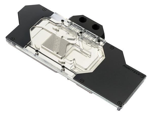 Phanteks 追風者 PH-GB2080TiFE_BK01 Nvidia GPU Block(顯示卡)水冷頭-黑色