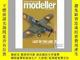 二手書博民逛書店Military罕見Illustrated Modeller Issue 29-軍事插圖模特兒第29期Y414