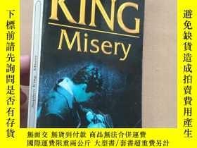 二手書博民逛書店Misery罕見危情十日 de Stephen King 斯蒂芬