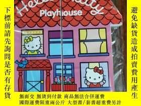 二手書博民逛書店HELLO罕見KITTY PLAYHOUSE 兒童讀物 英文版Y42402