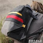 佳能尼康相機包單反多功能戶外後背專業攝影包時尚帆布索尼背包