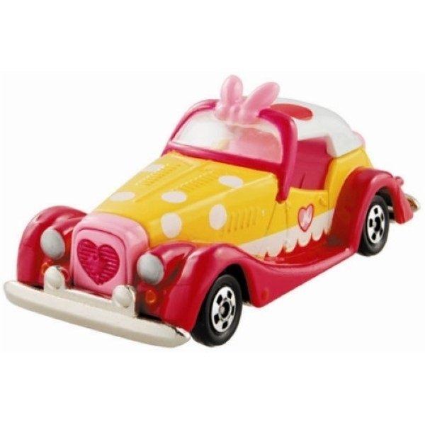Dream Tomica 多美小汽車 Tsum Tsum 迪士尼 DMA-05 10周年米妮骨董車