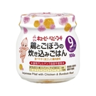 日本 KEWPIE A92雞肉野菜炊飯泥100G (9個月以上適用)