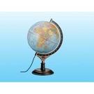 《享亮商城》MS-110LAW  10吋地球儀 (木座附燈)