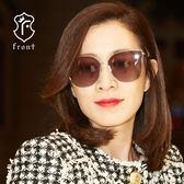 【Front 太陽眼鏡】Handclap-五色可挑選(#時尚大框款太陽眼鏡/墨鏡)