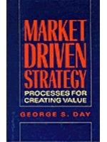 二手書博民逛書店《Market Driven Strategy: Process