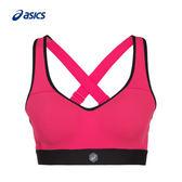 亞瑟士 ASICS 女運動內衣(桃紅黑) 慢跑 有氧 高強度支撑運動內衣  2012A134-700【 胖媛的店 】
