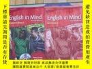 二手書博民逛書店English罕見in Mind Level 1(2本合售、書內少寫字)Y413096 不祥 不祥