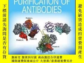 二手書博民逛書店Process罕見Scale Purification of Antibodies, 2nd EditionY