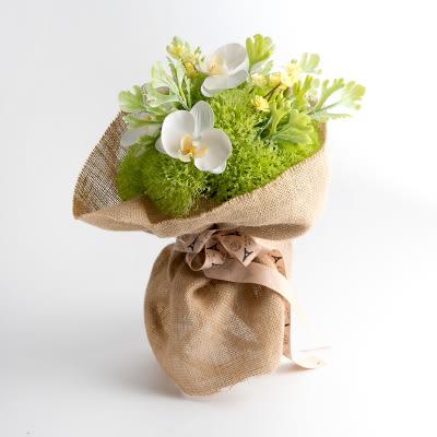 模擬花假花 套裝 花藝 客廳餐桌 裝飾花 花瓶捧花结婚花束 -bri01061