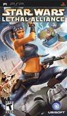 PSP Star Wars Lethal Alliance 星際大戰:決死聯盟(美版代購)