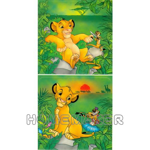 Disney 磁磚貼片_HS-FC02