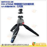 曼富圖 Manfrotto MKPIXIEX-BK PIXI XTREME 零極限輕巧迷你腳架 正成公司貨 手持握把 GoPro可用