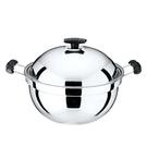 團圓過節煮火鍋一家圍爐~ 【鵝頭牌】超大容量元氣滿福鍋(10人份) CI-3083 《刷卡分期+免運費》
