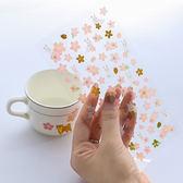 【BlueCat】學院櫻之季花朵貼紙