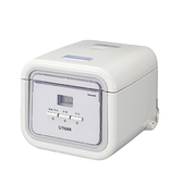 【Tiger 虎牌】3人份 TACOOK微電腦電子鍋(JAJ-A55R)白色