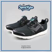 PONY 慢跑鞋 Fluffy Z 黑白 蒂綠鞋標 網布 男 71M1FF61BK【SP】