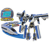 《 TOMICA 》DXS 新幹線機器人 500 回聲號╭★ JOYBUS玩具百貨