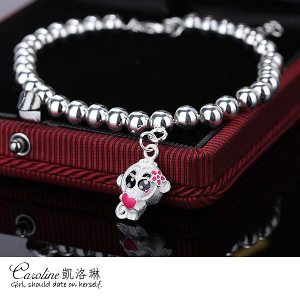 《Caroline》★【美麗猴】典雅設計優雅時尚品味手環68311